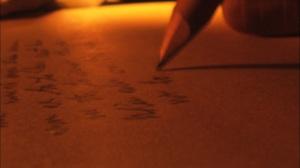 writing light