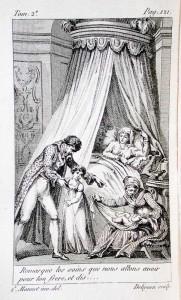 Medical-Childbirth-New-Baby-French-18th-Century-181x300