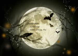 halloween image with text