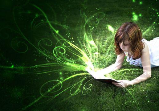 green book girl