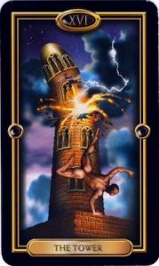 Tarot the Tower
