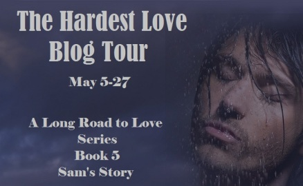 The Hardest Love Tour Banner