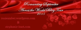 2015 cover for Romancing September