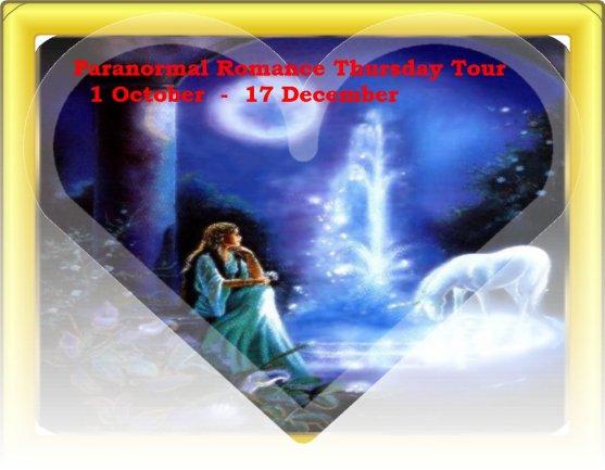 Paranormal Romance Tour